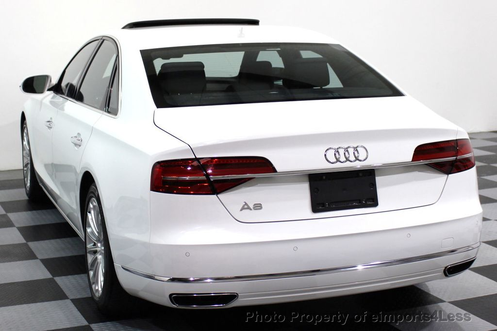 2015 Audi A8 CERTIFIED A8 3.0T Quattro AWD SURROUND CAM NAVI - 16831573 - 29