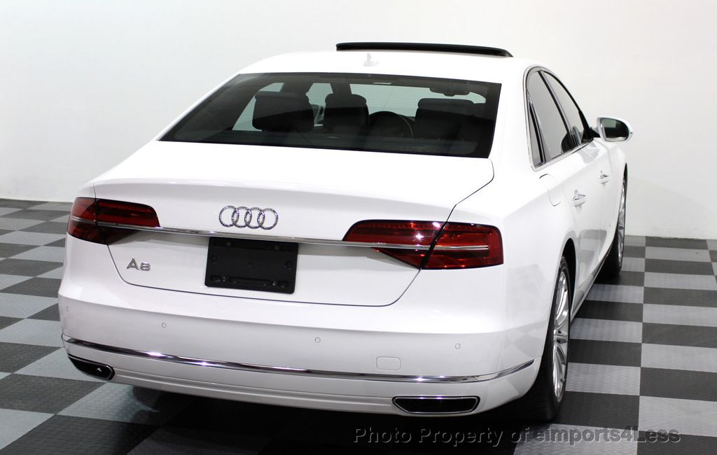 2015 Audi A8 CERTIFIED A8 3.0T Quattro AWD SURROUND CAM NAVI - 16831573 - 30