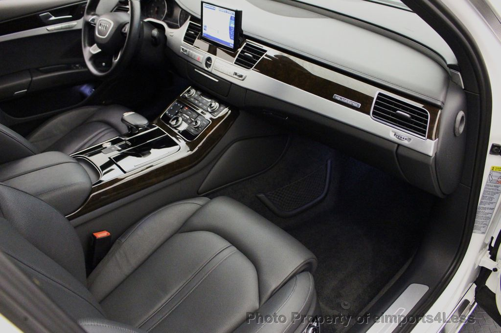 2015 Audi A8 CERTIFIED A8 3.0T Quattro AWD SURROUND CAM NAVI - 16831573 - 32