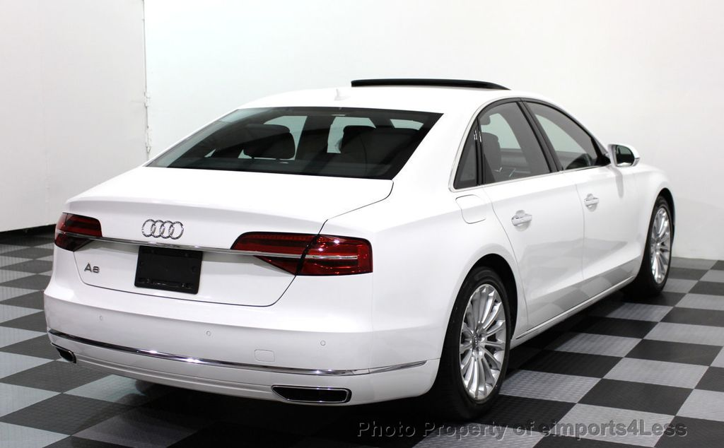 2015 Audi A8 CERTIFIED A8 3.0T Quattro AWD SURROUND CAM NAVI - 16831573 - 3