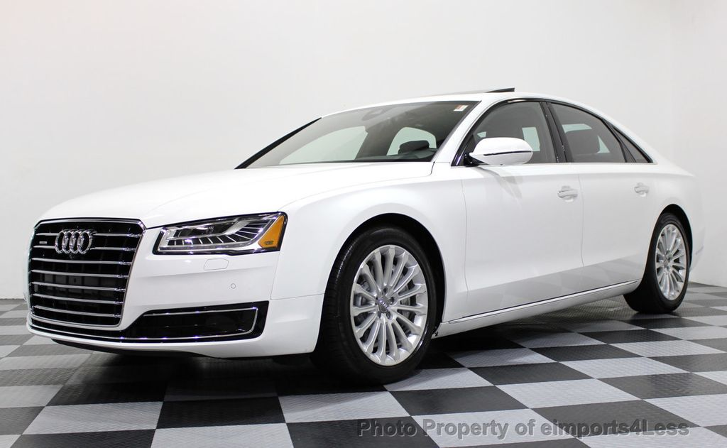 2015 Audi A8 CERTIFIED A8 3.0T Quattro AWD SURROUND CAM NAVI   16831573   40