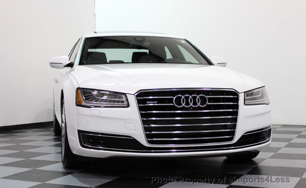2015 Audi A8 CERTIFIED A8 3.0T Quattro AWD SURROUND CAM NAVI - 16831573 - 41