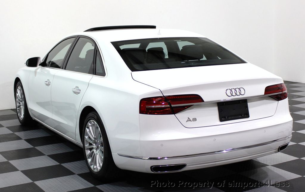2015 Audi A8 CERTIFIED A8 3.0T Quattro AWD SURROUND CAM NAVI - 16831573 - 42