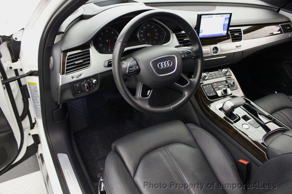 2015 Audi A8 CERTIFIED A8 3.0T Quattro AWD SURROUND CAM NAVI - 16831573 - 50