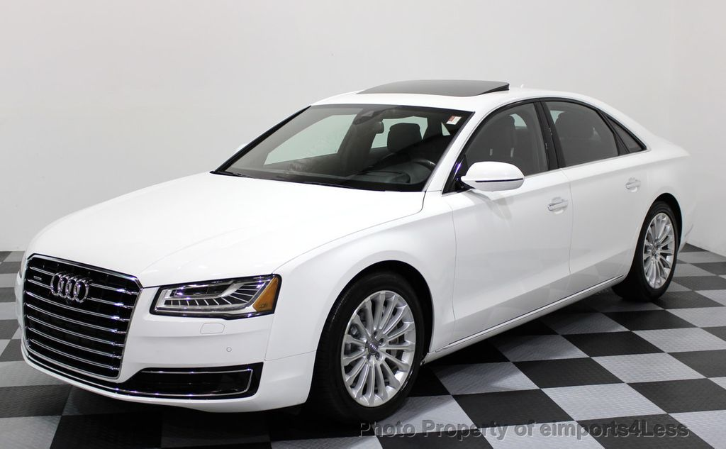 2015 Audi A8 CERTIFIED A8 3.0T Quattro AWD SURROUND CAM NAVI - 16831573 - 54