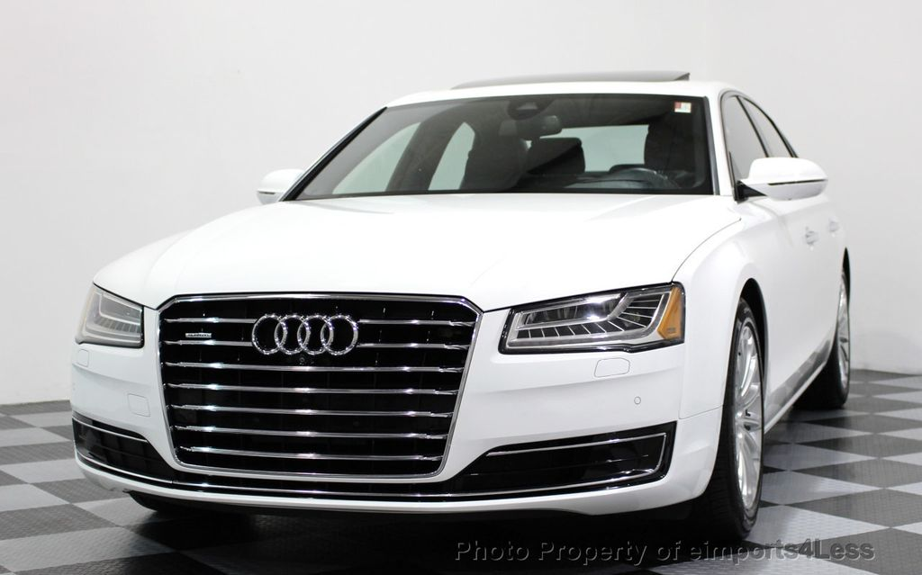 2015 Audi A8 CERTIFIED A8 3.0T Quattro AWD SURROUND CAM NAVI - 16831573 - 55