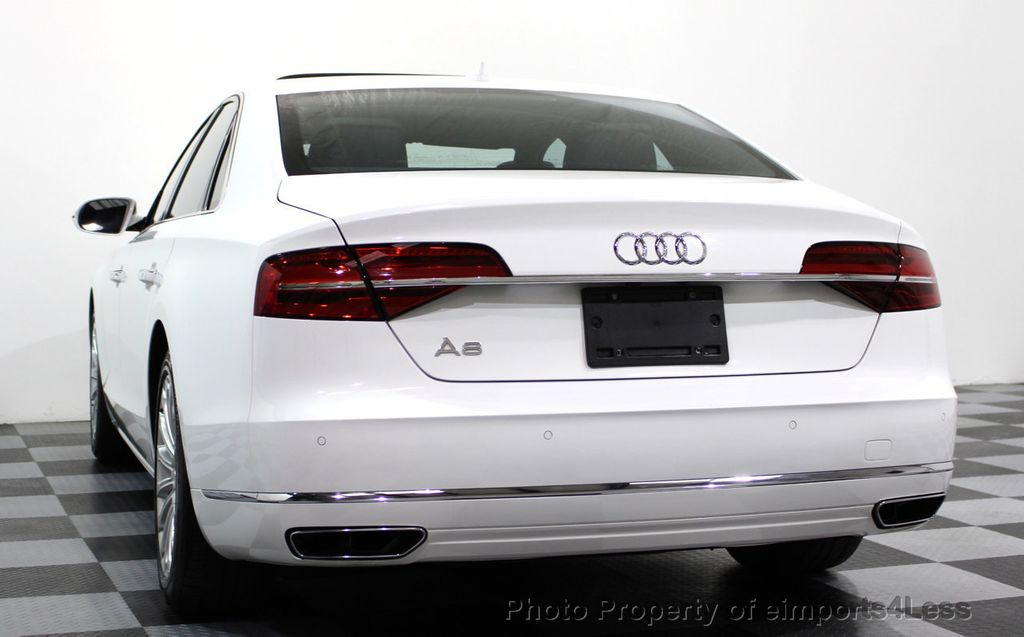 2015 Audi A8 CERTIFIED A8 3.0T Quattro AWD SURROUND CAM NAVI - 16831573 - 56