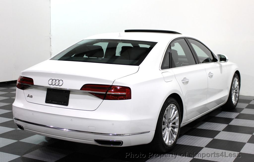 2015 Audi A8 CERTIFIED A8 3.0T Quattro AWD SURROUND CAM NAVI - 16831573 - 57