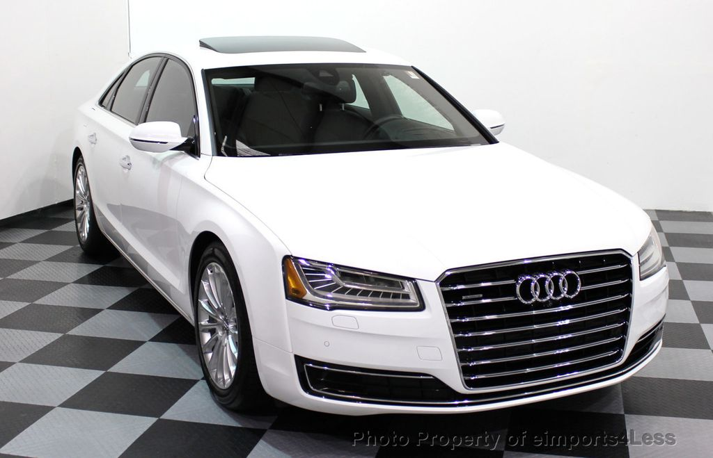 2015 Audi A8 CERTIFIED A8 3.0T Quattro AWD SURROUND CAM NAVI - 16831573 - 59