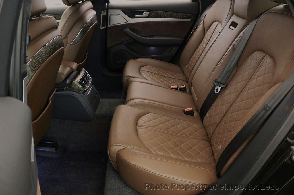 2015 Audi A8 CERTIFIED A8 4.0t V8 Quattro AWD PREMIUM LUX ASSIST - 17160385 - 9