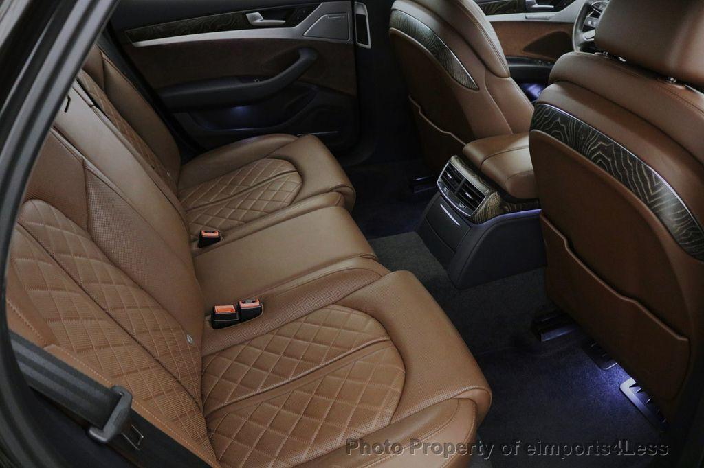 2015 Audi A8 CERTIFIED A8 4.0t V8 Quattro AWD PREMIUM LUX ASSIST - 17160385 - 10