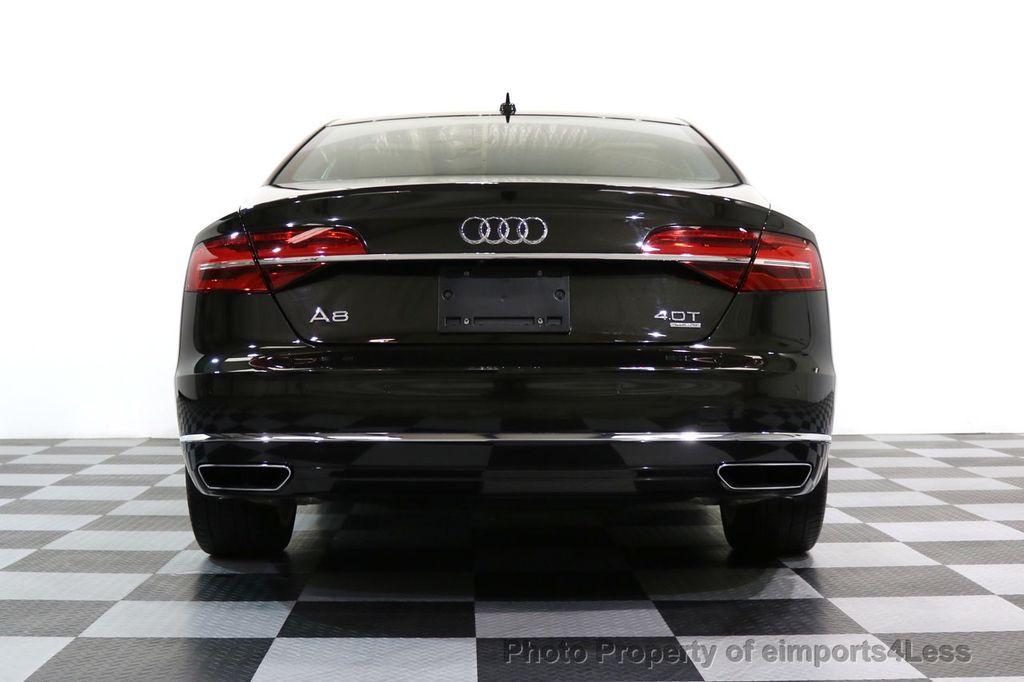 2015 Audi A8 CERTIFIED A8 4.0t V8 Quattro AWD PREMIUM LUX ASSIST - 17160385 - 16