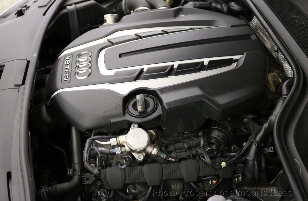 2015 Audi A8 CERTIFIED A8 4.0t V8 Quattro AWD PREMIUM LUX ASSIST - 17160385 - 18