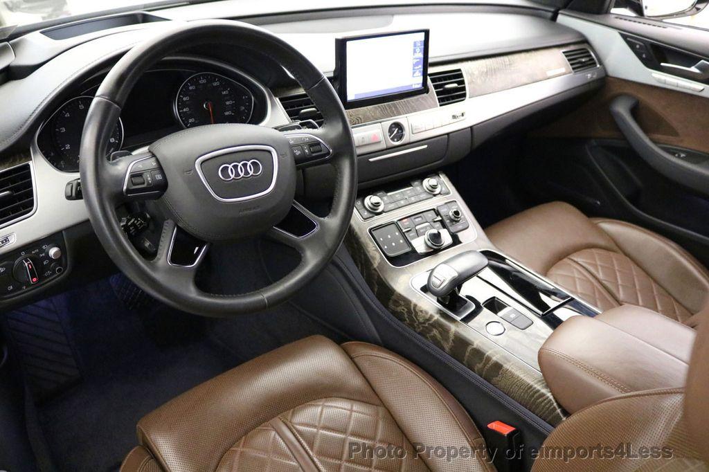 2015 Audi A8 CERTIFIED A8 4.0t V8 Quattro AWD PREMIUM LUX ASSIST - 17160385 - 22