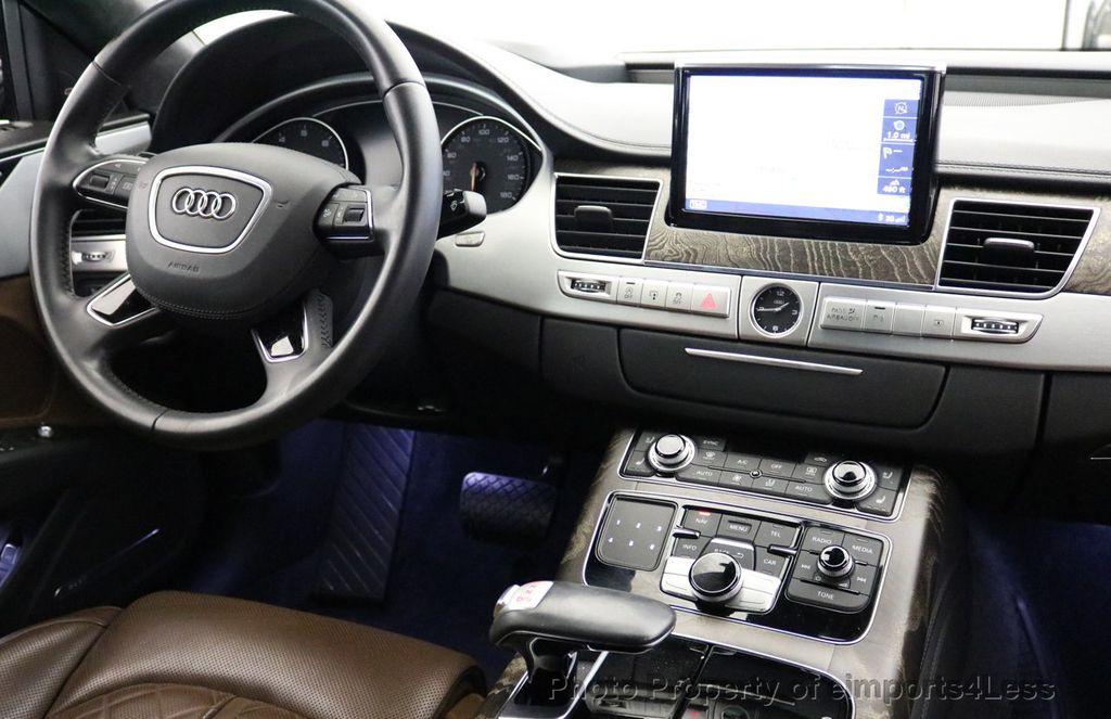 2015 Audi A8 CERTIFIED A8 4.0t V8 Quattro AWD PREMIUM LUX ASSIST - 17160385 - 23