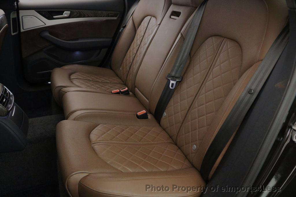 2015 Audi A8 CERTIFIED A8 4.0t V8 Quattro AWD PREMIUM LUX ASSIST - 17160385 - 33