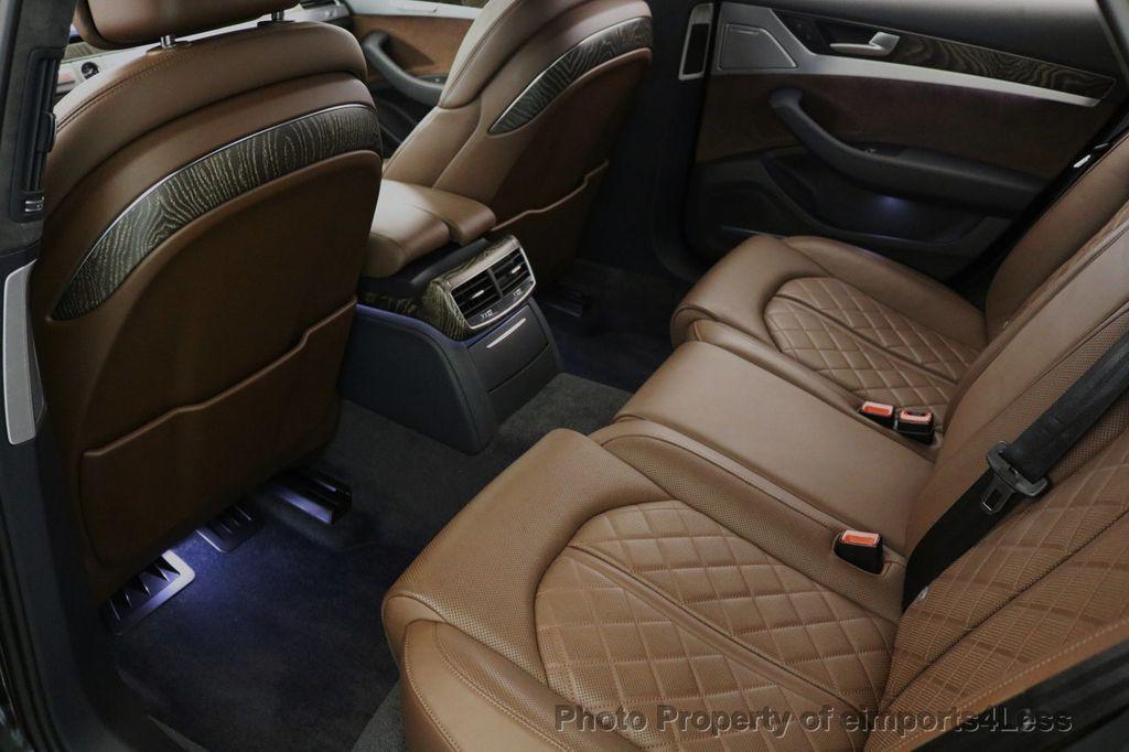 2015 Audi A8 CERTIFIED A8 4.0t V8 Quattro AWD PREMIUM LUX ASSIST - 17160385 - 37