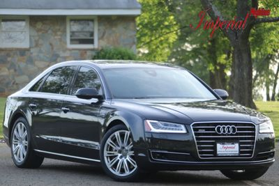 2015 Audi A8 L 4dr Sedan 4.0T - Click to see full-size photo viewer