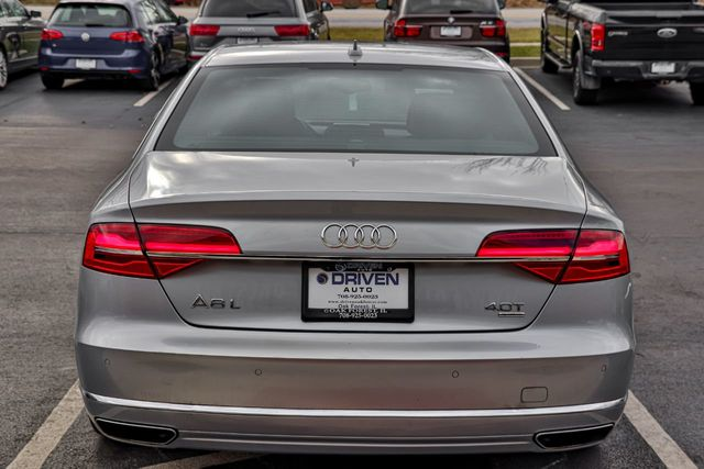 2015 Used Audi A8 L 4dr Sedan 4 0T at Driven Auto Of Oak Forest, IL, IID  18416409