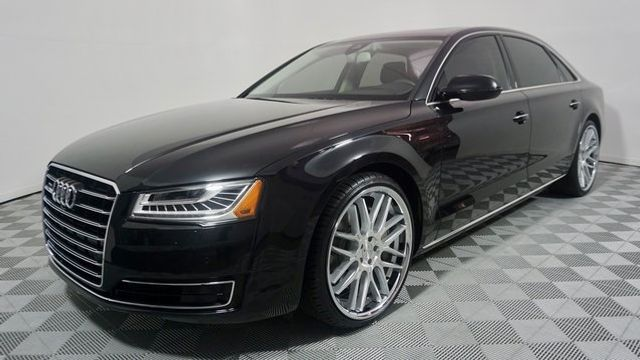 2015 Used Audi A8 L 4dr Sedan 4 0T at The Collection of Scottsdale, AZ, IID  19172467