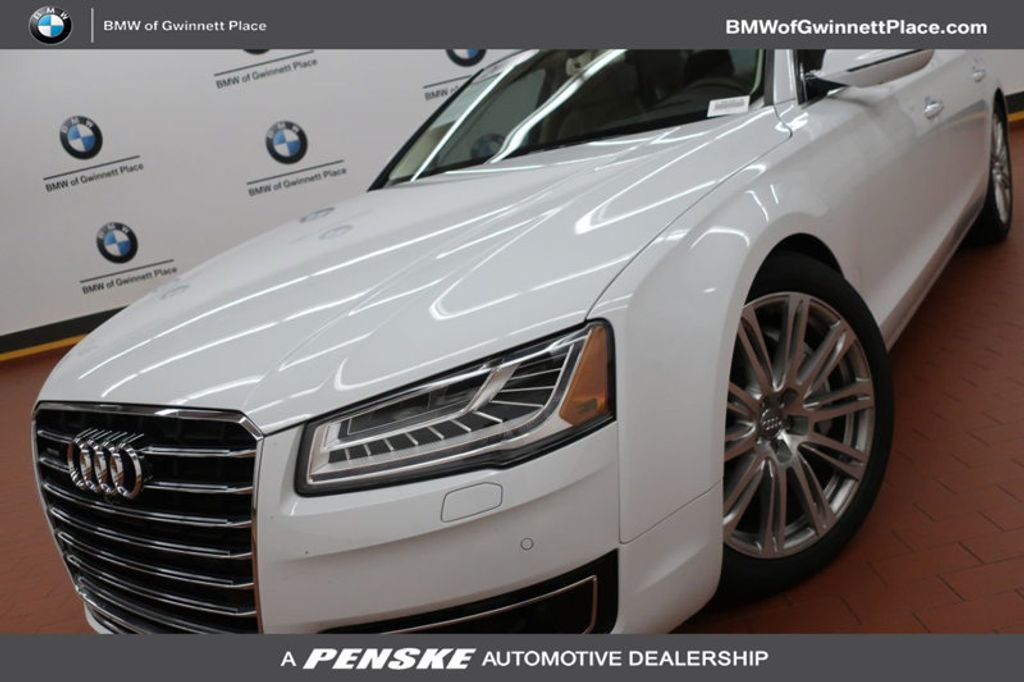 Dealer Video - 2015 Audi A8 L 4dr Sedan 4.0T - 17712123