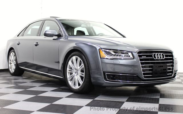 2015 used audi a8 l certified a8l quattro awd sedan pano 20s navi at eimports4less serving. Black Bedroom Furniture Sets. Home Design Ideas