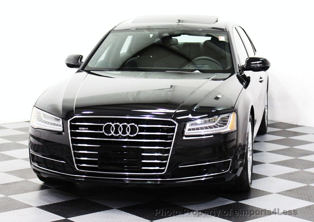 2015 used audi a8 l certified a8l quattro awd sedan. Black Bedroom Furniture Sets. Home Design Ideas