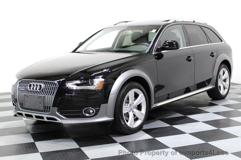 2015 Audi allroad CERTIFIED ALLROAD Quattro Premium Plus AWD TECH / NAVI - 16550188 - 0