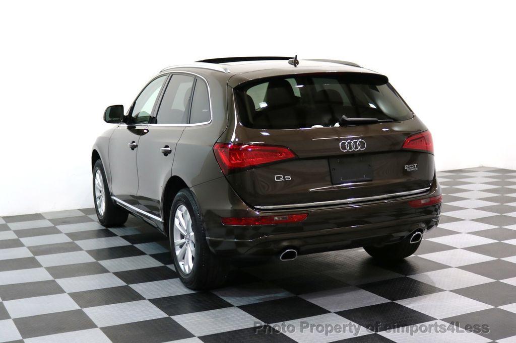 2015 Audi Q5 CERTIFIED Q5 2.0T Quattro AWD Premium Plus TECH NAVI - 17581583 - 16