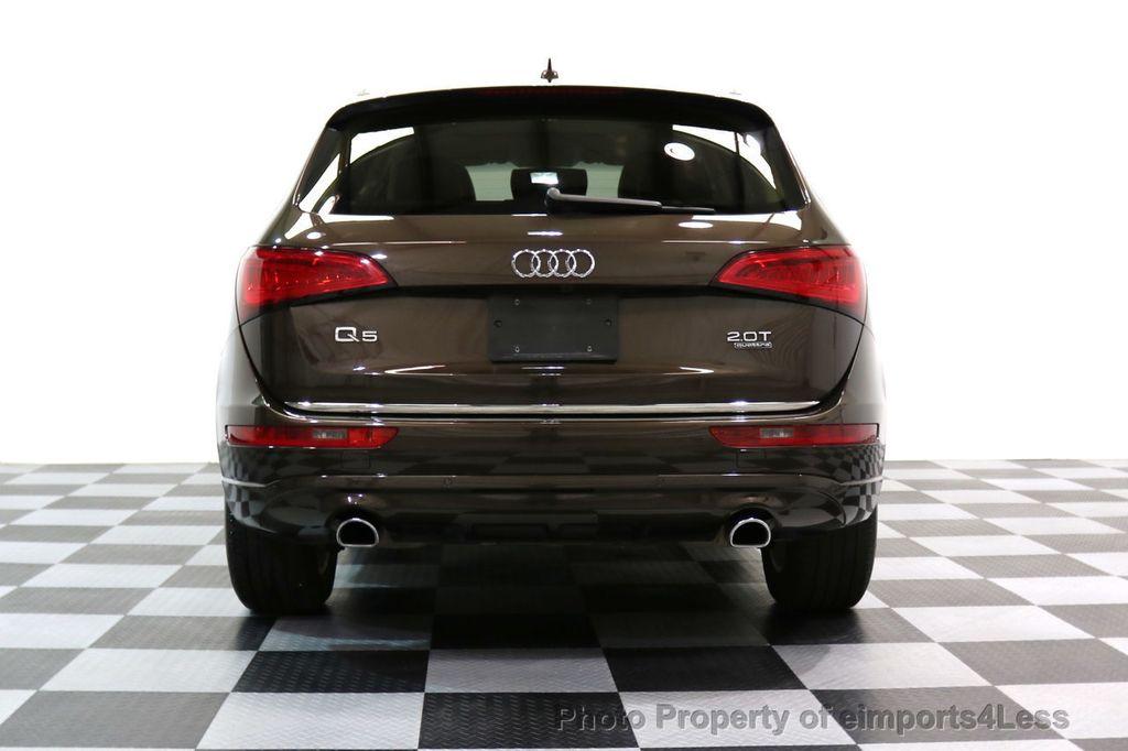 2015 Audi Q5 CERTIFIED Q5 2.0T Quattro AWD Premium Plus TECH NAVI - 17581583 - 17