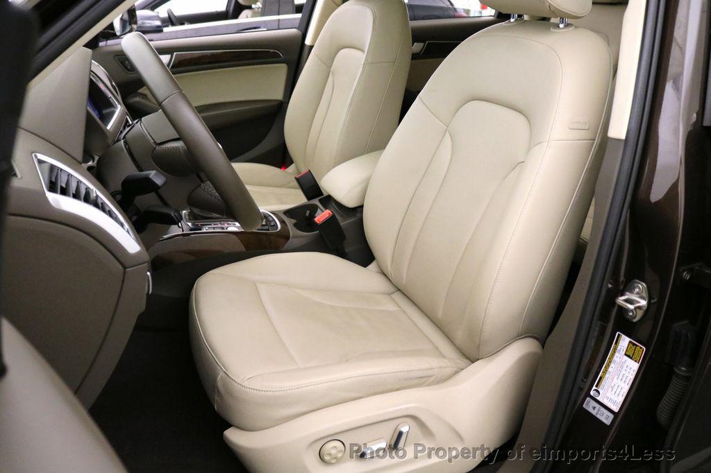 2015 Audi Q5 CERTIFIED Q5 2.0T Quattro AWD Premium Plus TECH NAVI - 17581583 - 23