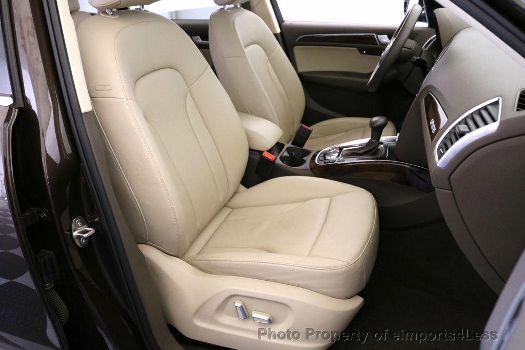 2015 Audi Q5 CERTIFIED Q5 2.0T Quattro AWD Premium Plus TECH NAVI - 17581583 - 24