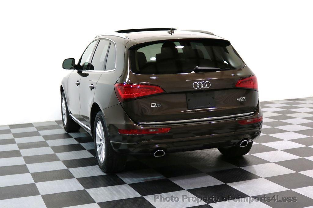 2015 Audi Q5 CERTIFIED Q5 2.0T Quattro AWD Premium Plus TECH NAVI - 17581583 - 2