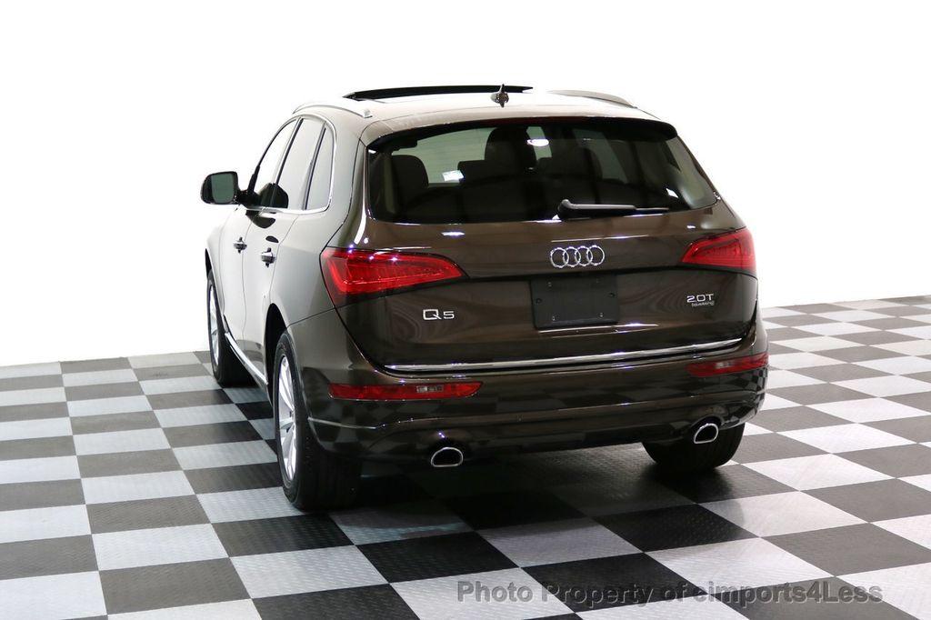 2015 Audi Q5 CERTIFIED Q5 2.0T Quattro AWD Premium Plus TECH NAVI - 17581583 - 30