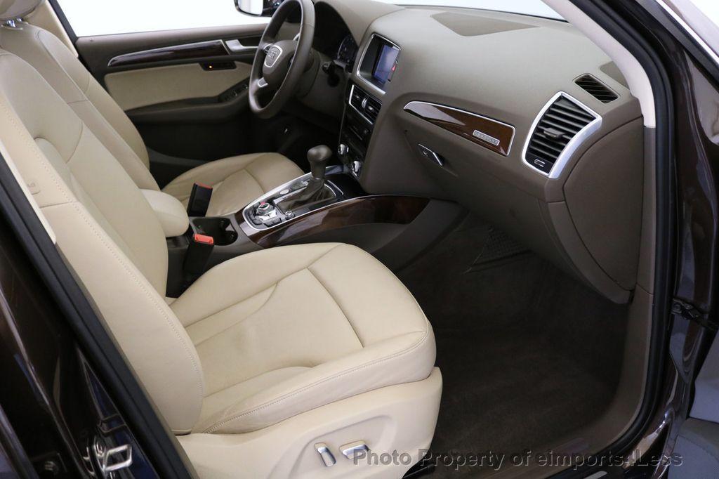 2015 Audi Q5 CERTIFIED Q5 2.0T Quattro AWD Premium Plus TECH NAVI - 17581583 - 35
