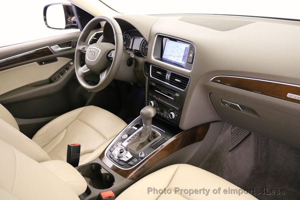2015 Audi Q5 CERTIFIED Q5 2.0T Quattro AWD Premium Plus TECH NAVI - 17581583 - 43
