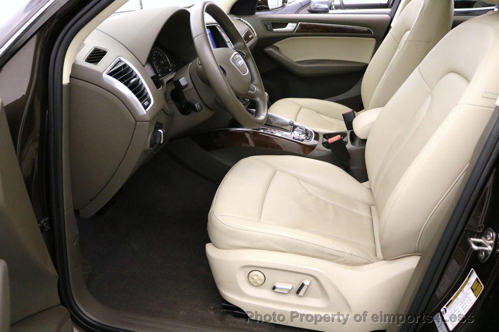 2015 Audi Q5 CERTIFIED Q5 2.0T Quattro AWD Premium Plus TECH NAVI - 17581583 - 44