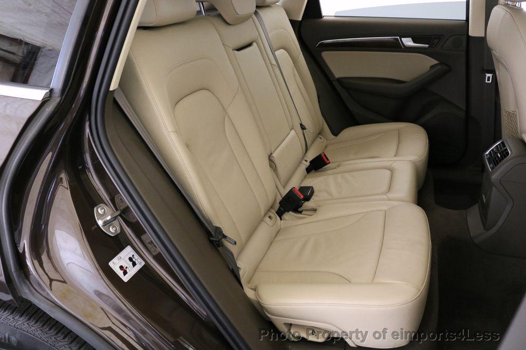 2015 Audi Q5 CERTIFIED Q5 2.0T Quattro AWD Premium Plus TECH NAVI - 17581583 - 47