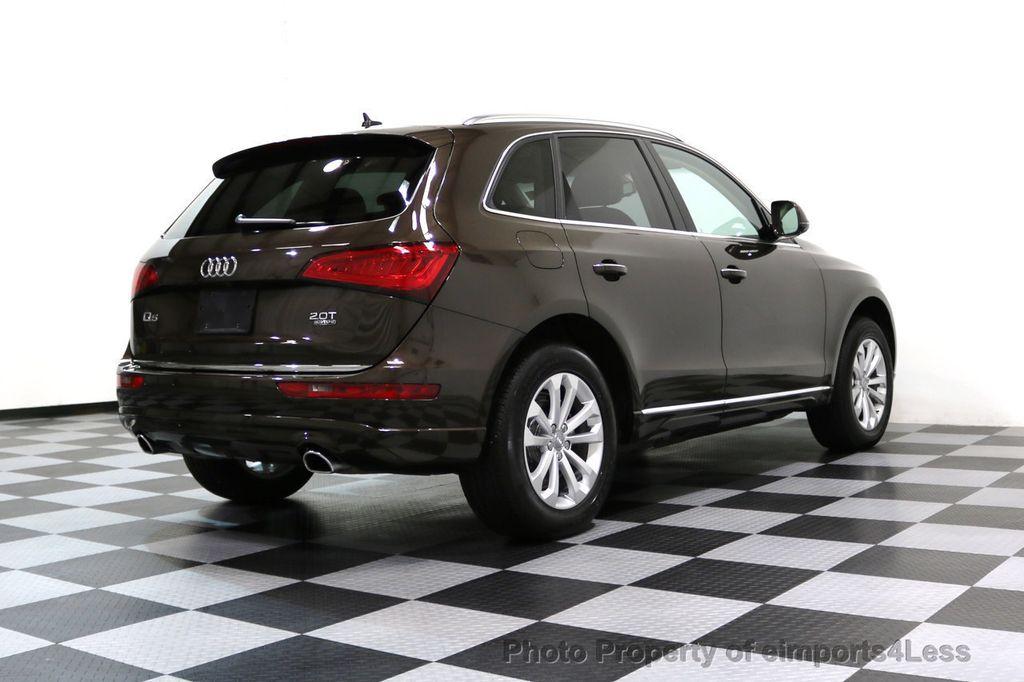 2015 Audi Q5 CERTIFIED Q5 2.0T Quattro AWD Premium Plus TECH NAVI - 17581583 - 51