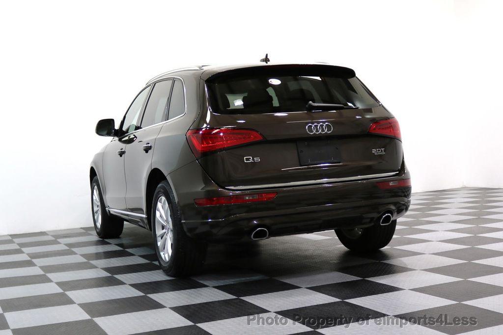 2015 Audi Q5 CERTIFIED Q5 2.0T Quattro AWD Premium Plus TECH NAVI - 17581583 - 53