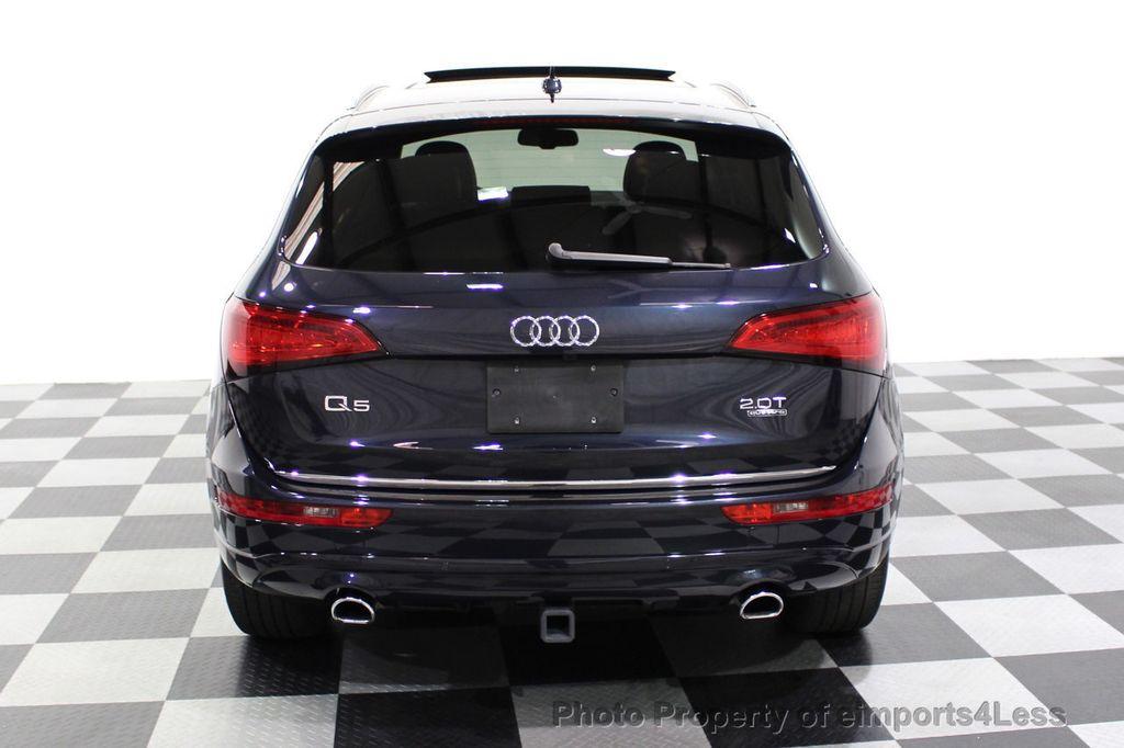 2015 Audi Q5 CERTIFIED Q5 2.0t Quattro Premium Plus AWD CAMERA BLIS NAVI - 18196762 - 17