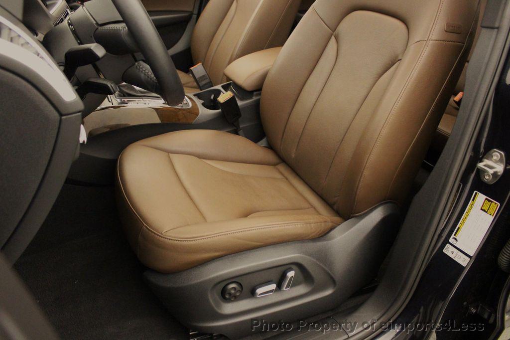 2015 Audi Q5 CERTIFIED Q5 2.0t Quattro Premium Plus AWD CAMERA BLIS NAVI - 18196762 - 24