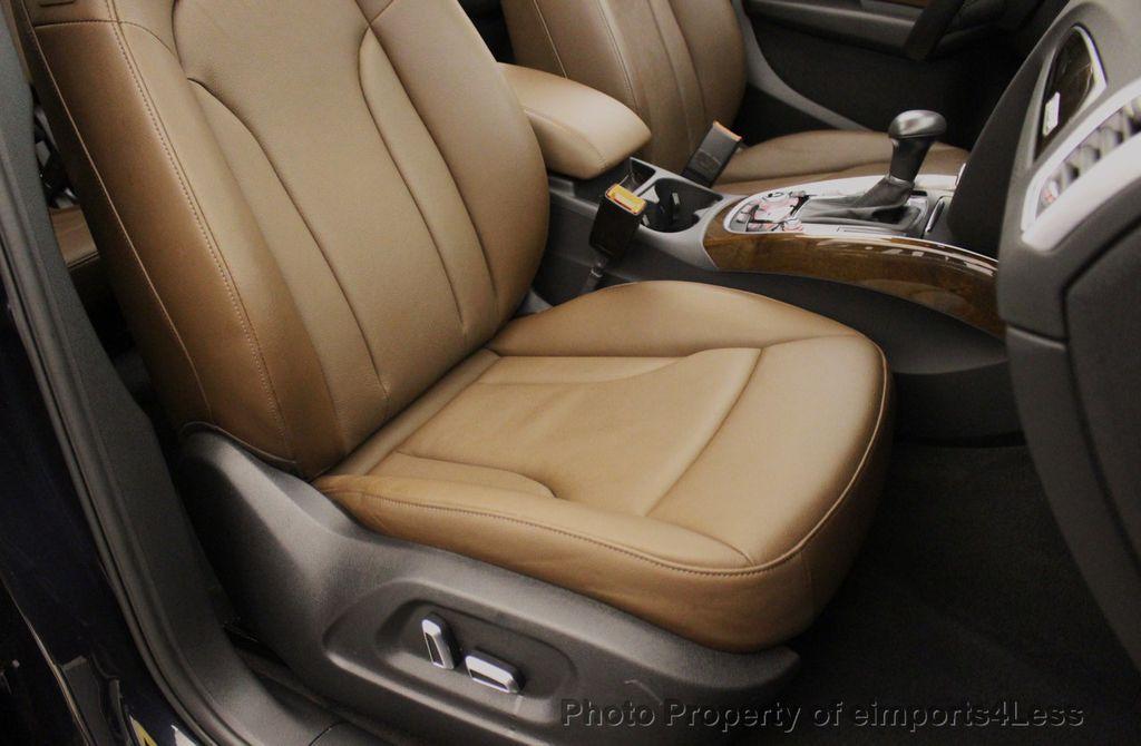 2015 Audi Q5 CERTIFIED Q5 2.0t Quattro Premium Plus AWD CAMERA BLIS NAVI - 18196762 - 25