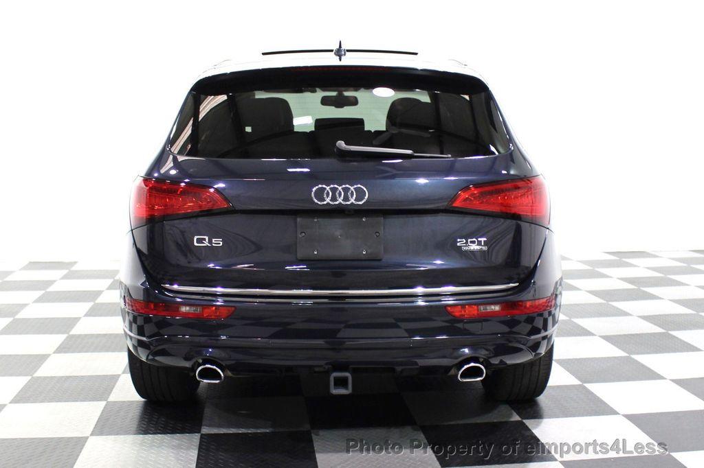 2015 Audi Q5 CERTIFIED Q5 2.0t Quattro Premium Plus AWD CAMERA BLIS NAVI - 18196762 - 32