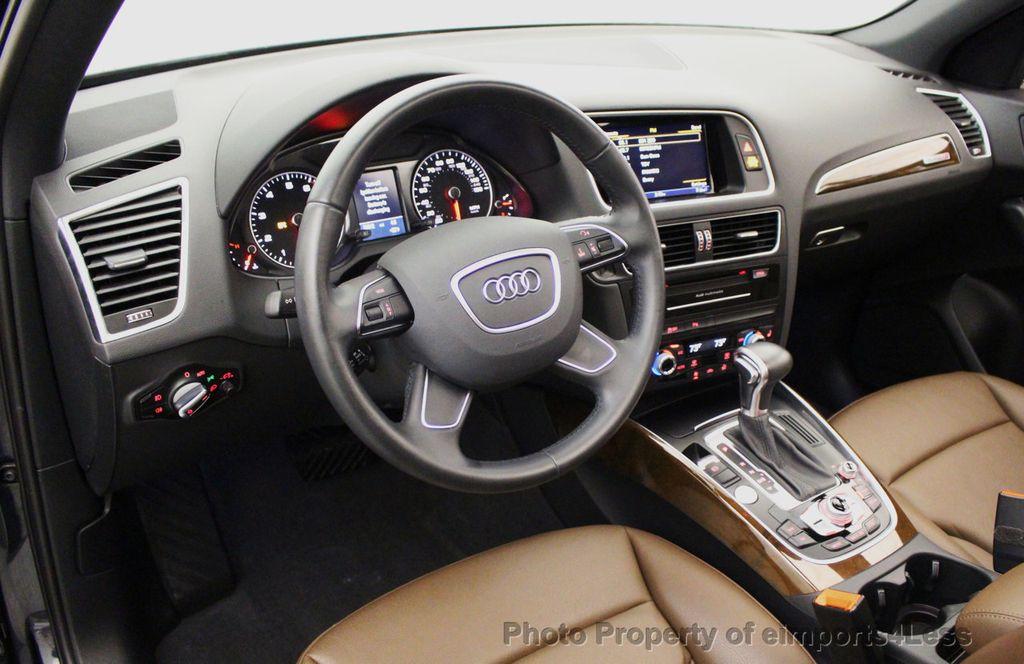 2015 Audi Q5 CERTIFIED Q5 2.0t Quattro Premium Plus AWD CAMERA BLIS NAVI - 18196762 - 34