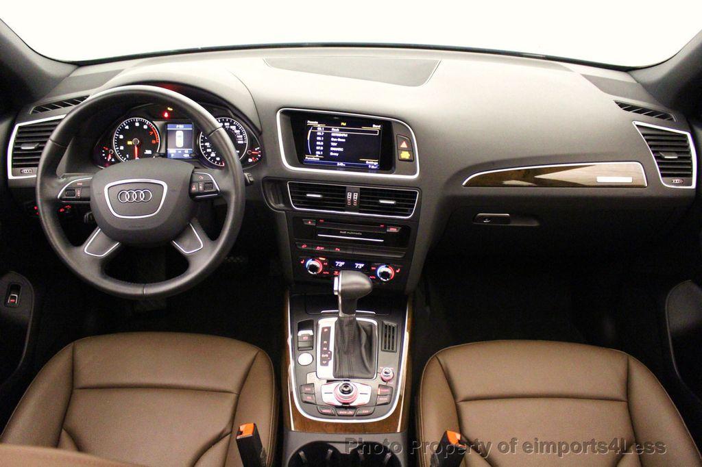 2015 Audi Q5 CERTIFIED Q5 2.0t Quattro Premium Plus AWD CAMERA BLIS NAVI - 18196762 - 35