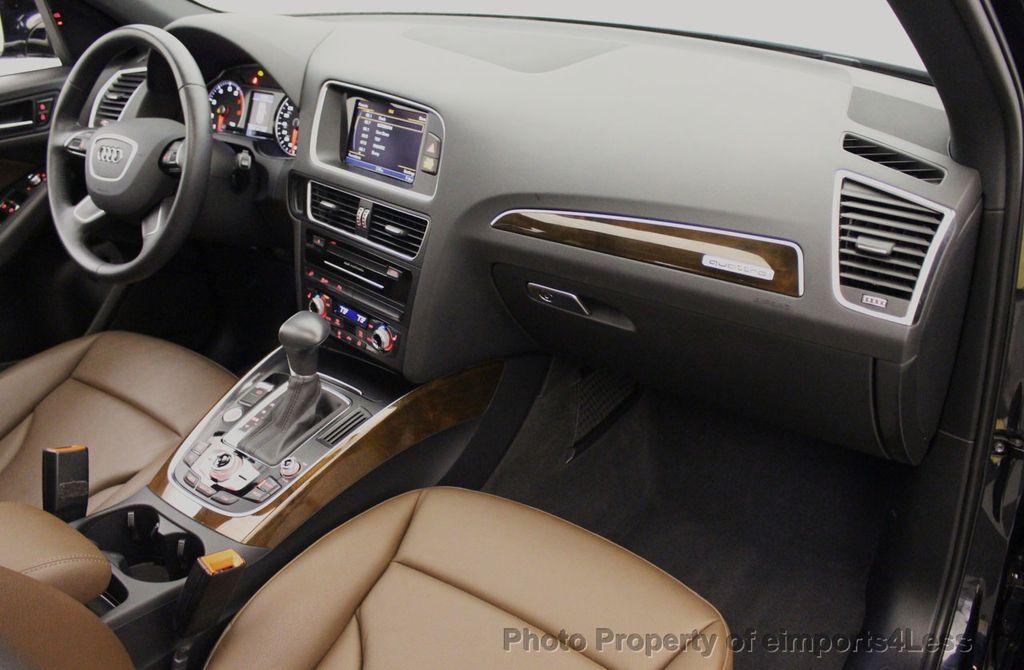 2015 Audi Q5 CERTIFIED Q5 2.0t Quattro Premium Plus AWD CAMERA BLIS NAVI - 18196762 - 36