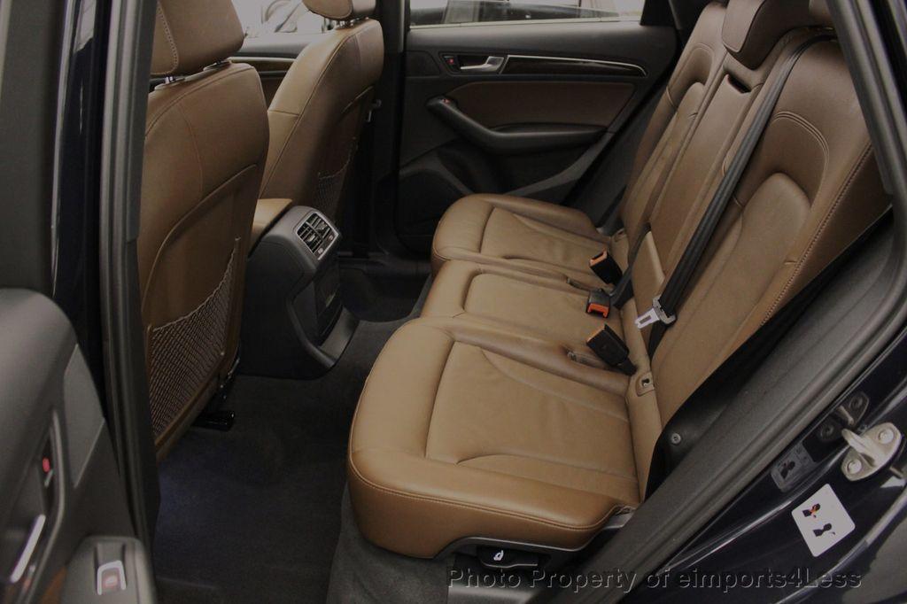 2015 Audi Q5 CERTIFIED Q5 2.0t Quattro Premium Plus AWD CAMERA BLIS NAVI - 18196762 - 37