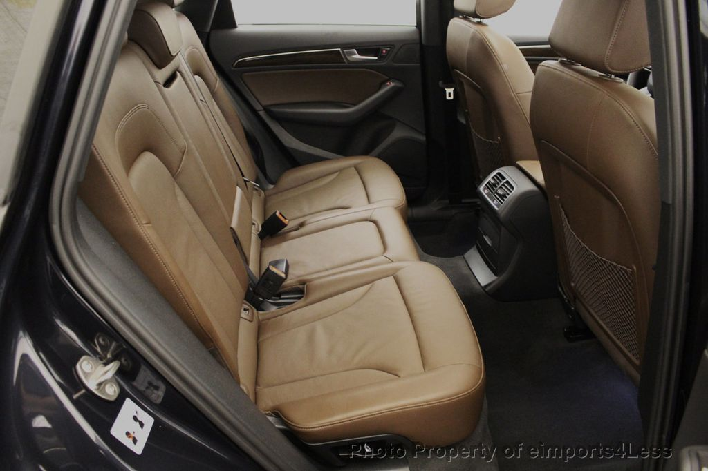 2015 Audi Q5 CERTIFIED Q5 2.0t Quattro Premium Plus AWD CAMERA BLIS NAVI - 18196762 - 38