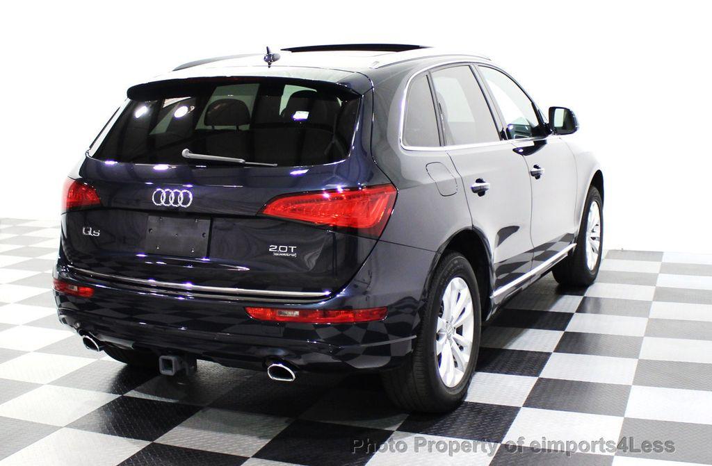 2015 Audi Q5 CERTIFIED Q5 2.0t Quattro Premium Plus AWD CAMERA BLIS NAVI - 18196762 - 3